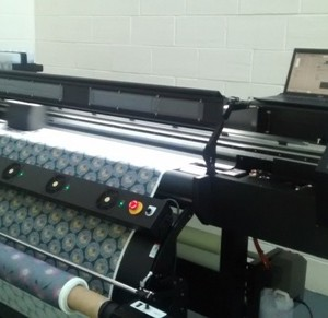 Printing your designs on fabrics