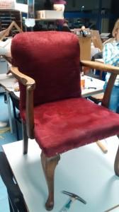Sergejs Chair Before