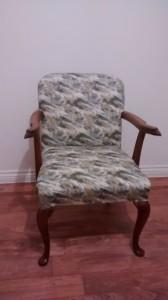 Sergejs Chair After